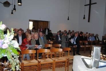 50 års jubilæumsgudstjeneste