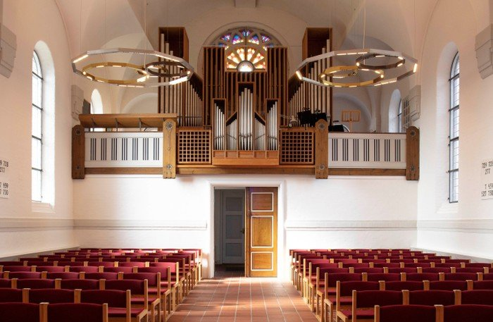 Orglet i Vanløse Kirke 2021