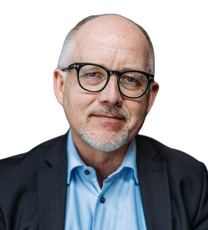 Portrætfoto af Anders Michael Hansen