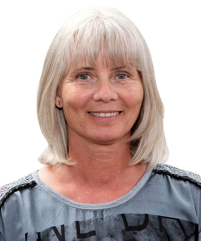 Portrætfoto af Lisbeth Jensen