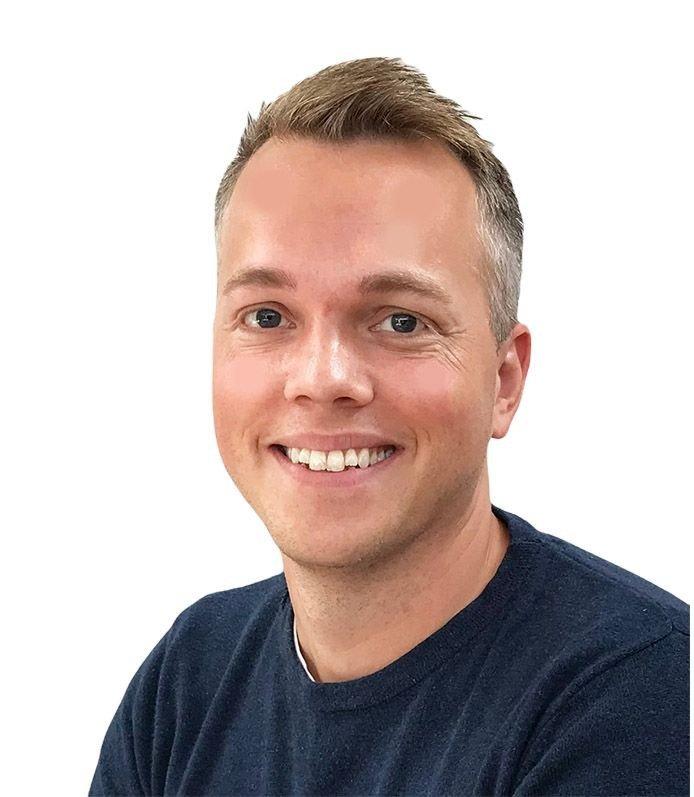 Portrætfoto af Peter Kofoed Bæk