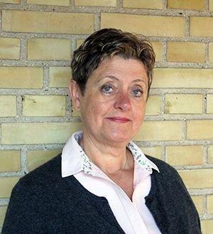 Sognepræst Lise Mortensen