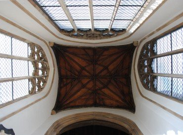 Roof of the South Transcept