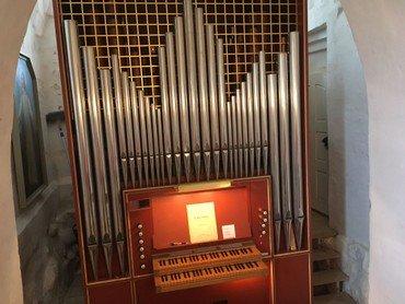 Orglet i Fræer Kirke