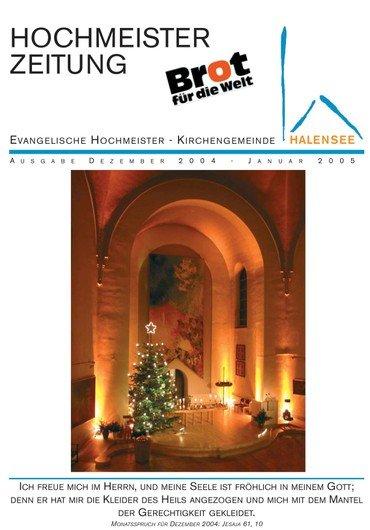 Hochmeisterzeitung 12 2004