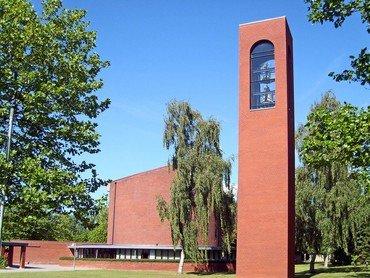 Østervangkirken - Rundkirken
