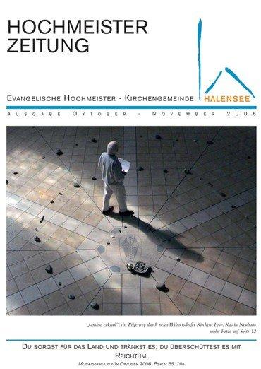 Hochmeisterzeitung 10 2006