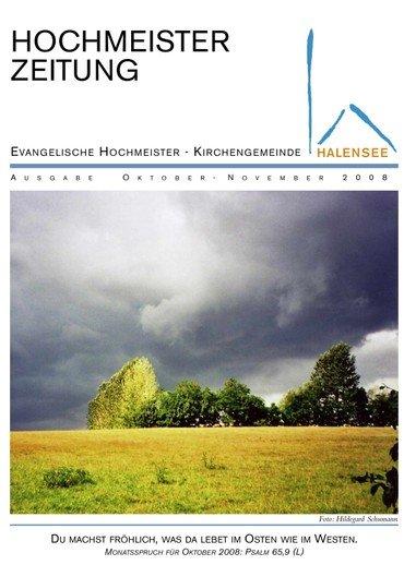 Hochmeisterzeitung 10 2008
