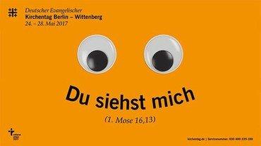 Du siehst mich - Kirchentag 2017