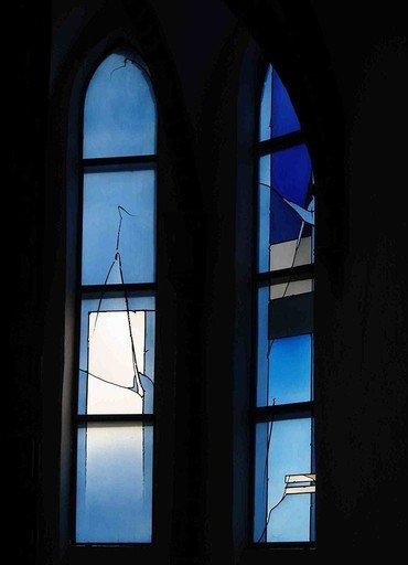 Greiffenheimsche Kapelle mit Schreiterfenstern