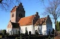 Kirken i Vallensbæk Landsby går tilbage til 1100-tallet