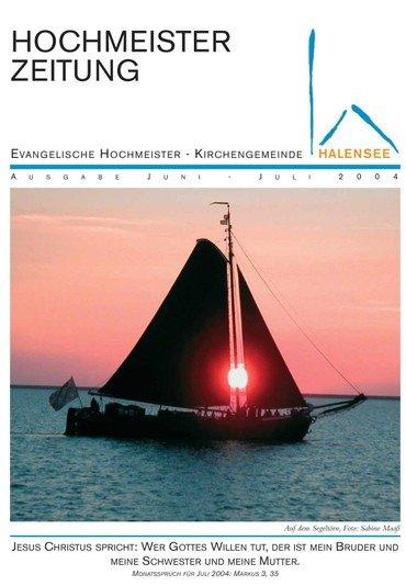 Hochmeisterzeitung 06 2004