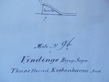 Lundbjerggård-parcellen fra 1882, hvor det hele startede.