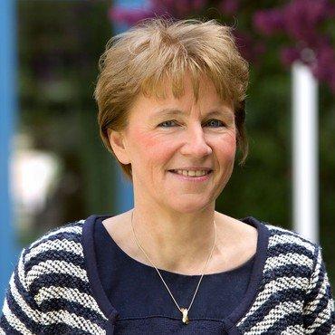 Gemeindesekretärin Britta Aufderheide