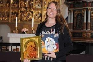 Sognepræst Pernille Svendsen