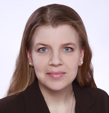 Valeska Basse (stellvertr. Vorsitzende GKR Alt-Schmargendorf)