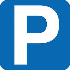 Parkeringsskilt ikon