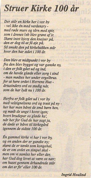 100-års jubilæum i 1991.
