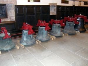 The Church Bells at the time of their Re-hanging