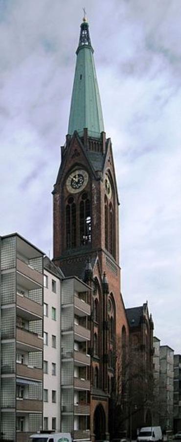 St. Simeon-Kirche | Evangelische Kirchengemeinde in Kreuzberg-Mitte