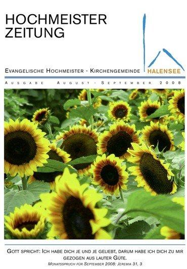 Hochmeisterzeitung 08 2008