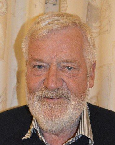 Menighedsrådsformand Erik Larsen
