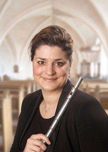 Underviser i Musiksjov Rikke Petersen