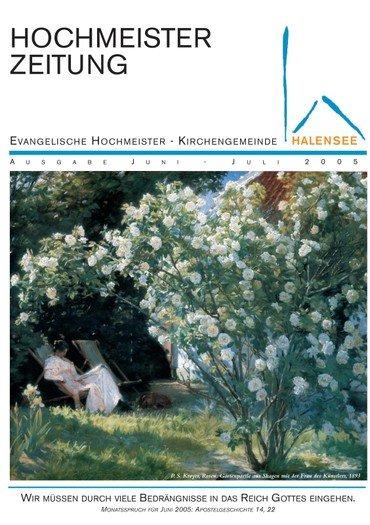 Hochmeisterzeitung 06 2005