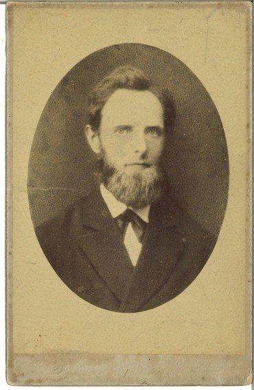 Søren Hansen Bork 1876