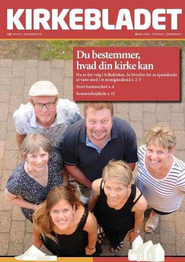 Bellahøj-Utterslev og Brønshøj sogns kirkeblad