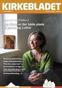 Bellahøj Kirkes Kirkeblad for marts-august 2017