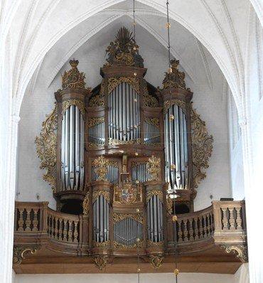 Domkirkens hovedorgel