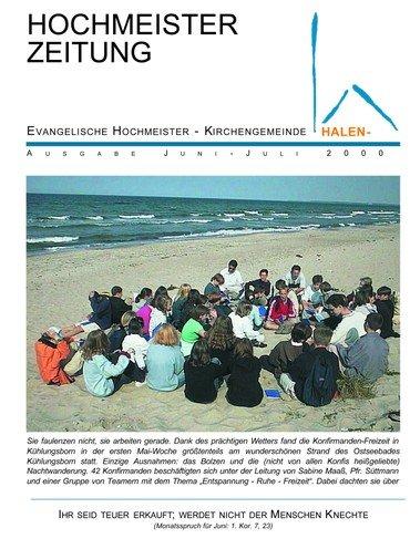 Hochmeisterzeitung 06 2000