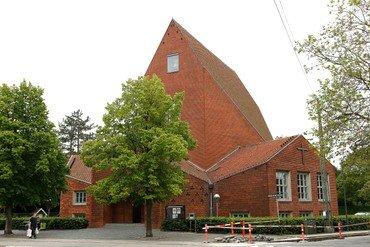 Hyltebjerg kirke