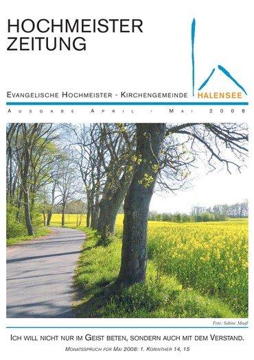Hochmeisterzeitung 04 2008