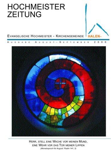 Hochmeisterzeitung 08 2000