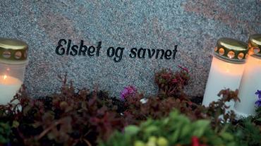 Sten med inskription