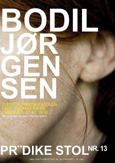 arrangement Bodil Jørgensen