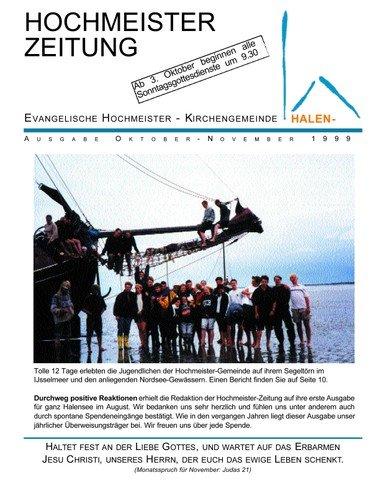 Hochmeisterzeitung 10 1999