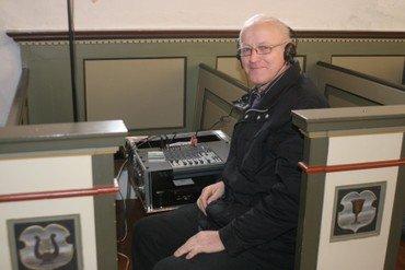 Midtfjord Radio studio