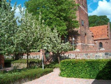 Glostrup Kirke - Middelalderkirken