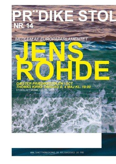arrangement Jens Rohde