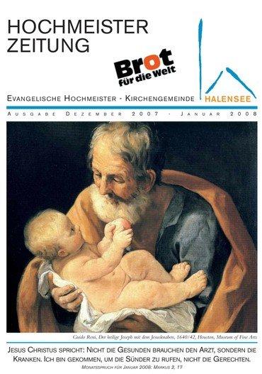 Hochmeisterzeitung 12 2007