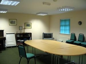The Upper Room in Church Centre