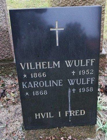Wulffs gravsten