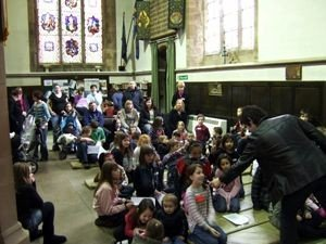 Worship for Children at St Mark's