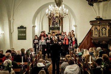 Herstedvester Kirkes Kantori og Ungdomskor