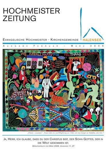 Hochmeisterzeitung 02 2006