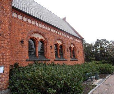 Vestre Kirkegård, Nordre Kapel