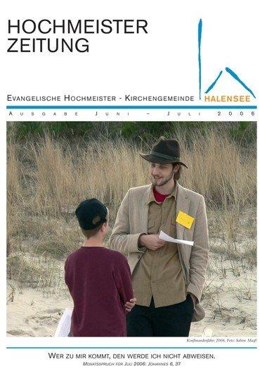 Hochmeisterzeitung 06 2006